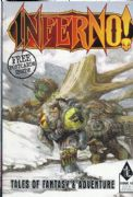 Inferno! Tales of Fantasy & Adventure Issue #10 Games Workshop Comic Magazine